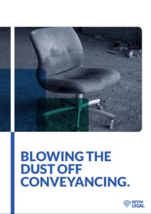 Thumbnail for Blowing the dust off conveyancing.